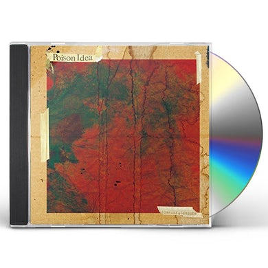 Poison Idea CONFUSE & CONQUER CD