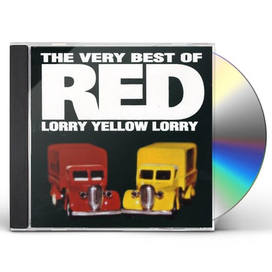 VERY BEST OF RED LORRY YELLOW LORRY CD