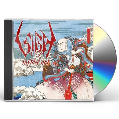 Sigh INFIDEL ART CD