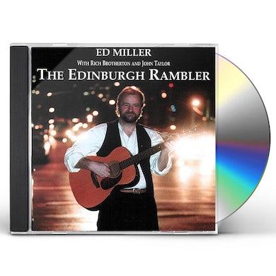 Ed Miller EDINBURGH RAMBLER CD