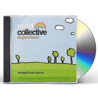 Rend Collective ORGANIC FAMILY HYMNAL CD