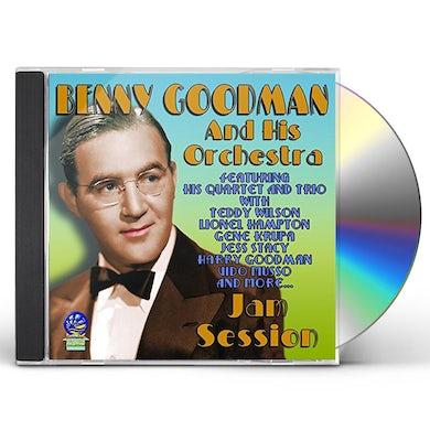 Benny Goodman & His Orchestra JAM SESSION CD