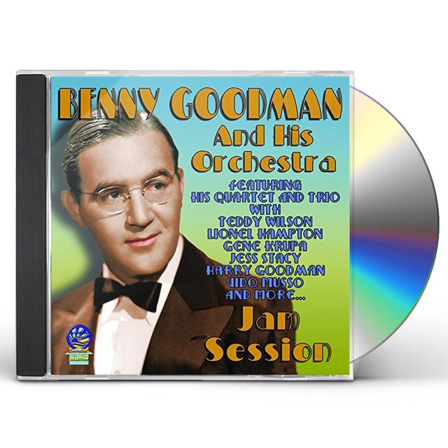 Benny Goodman & His Orchestra JAM SESSION CD