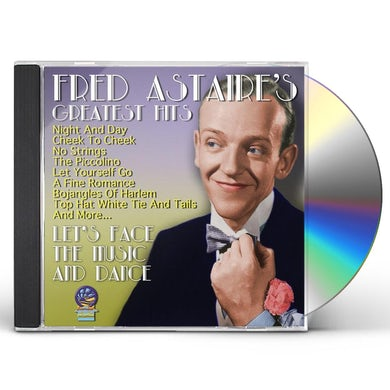 Fred Astaire LET'S FACE THE MUSIC & DANCE GH CD