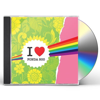 I HEART FONDA 500 CD