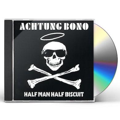 Half Man Half Biscuit ACHTUNG BONO CD