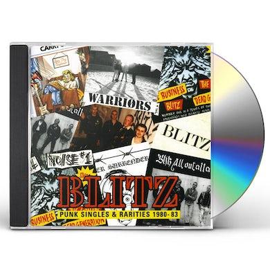 PUNK SINGLES & RARITIES 1980-1983 CD