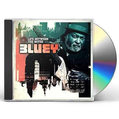 Bluey LIFE BETWEEN THE NOTES CD