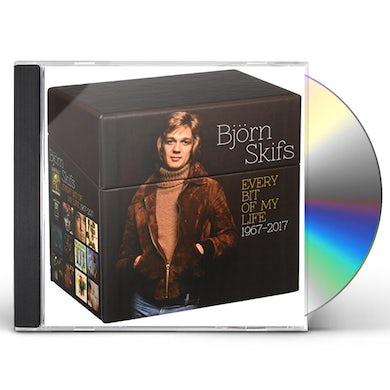 Bjorn Skifs EVERY BIT OF MY LIFE 1967-2017 CD