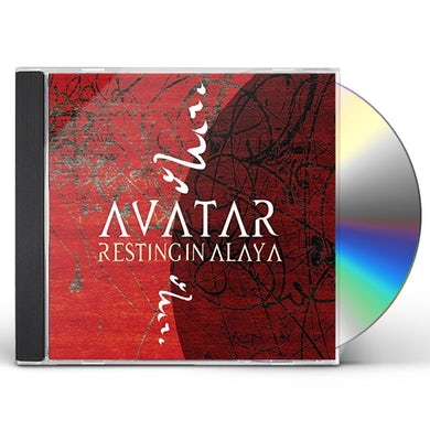 Avatar RESTING IN ALAYA CD