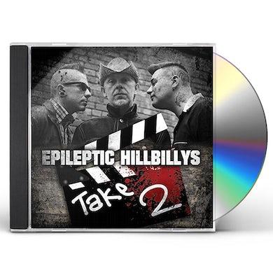 EPILEPTIC HILLBILLYS TAKE 2 CD