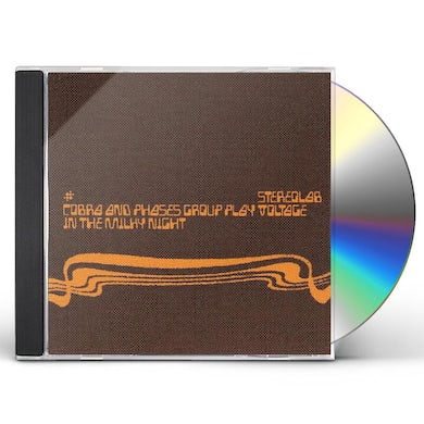 Stereolab COBRA AND PHASES GROUP PLAY VOLTAGE IN THE MILKY CD
