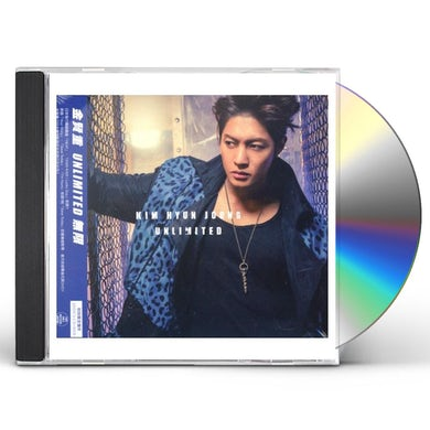 Kim Hyun Joong UNLIMITED/TYPE B EDITION CD