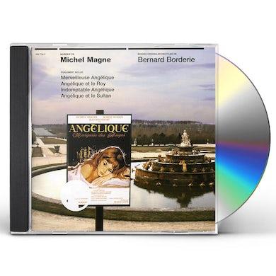 Michel Magne ANGELIQUE MARQUISE DES ANGES CD