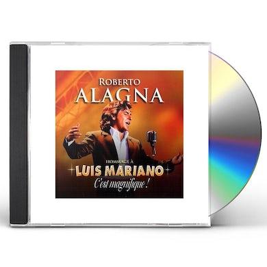 Roberto Alagna CHANTE LUIS MARIANO CD