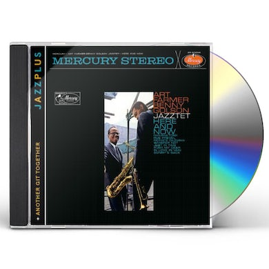 Art Farmer HERE & NOW + ANOTHER GIT TOGETHER CD