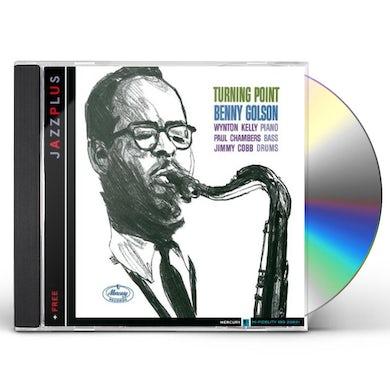 Benny Golson TURNING POINT + FREE CD