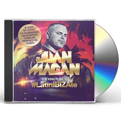 Juan Magan KING IS BACK (LATINIBIZATE) CD