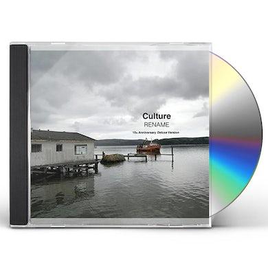 Rename CULTURE CD
