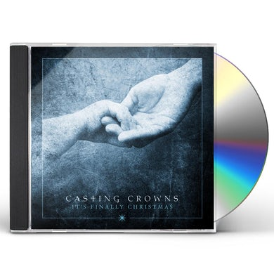 Casting Crowns IT'S FINALLY CHRISTMAS CD