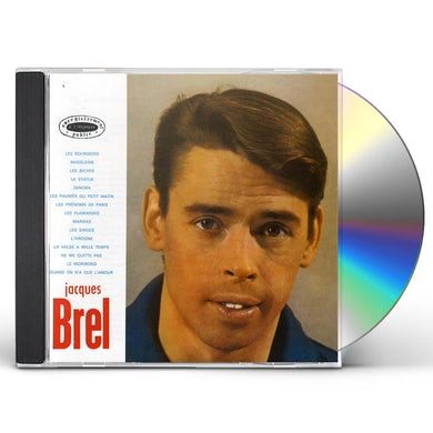 Jacques Brel OLYMPIA 1961 (VOL6) CD
