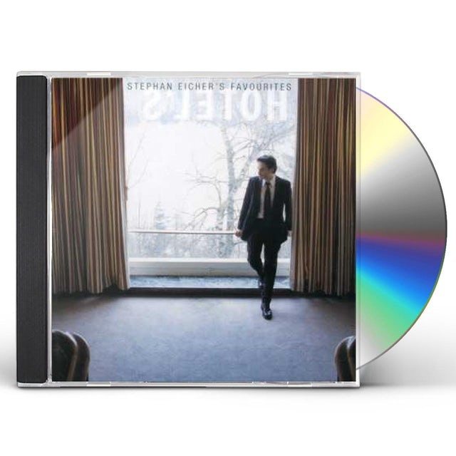 Stephan Eicher HOTEL S CD