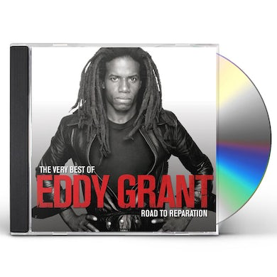VERY BEST OF EDDY GRANT: THE ROAD TO REPARATION CD