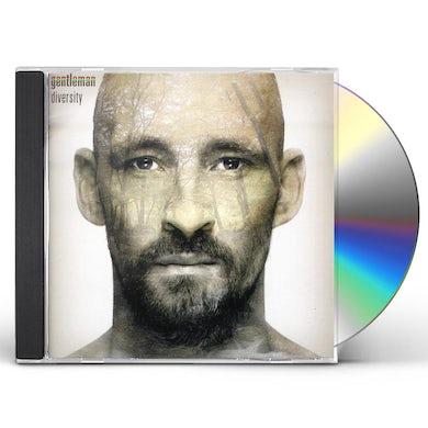 Gentleman DIVERSITY: DELUXE EDITION CD