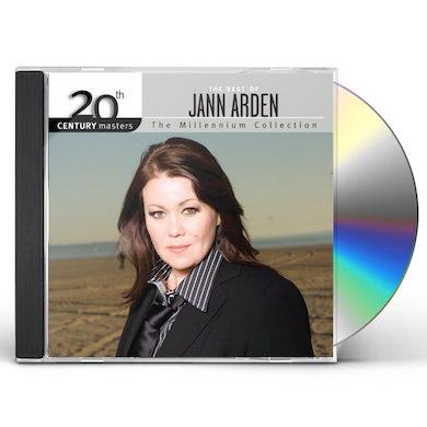 Jann Arden BEST OF CD