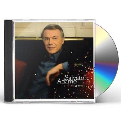 Salvatore Adamo DE TOI A MOI CD