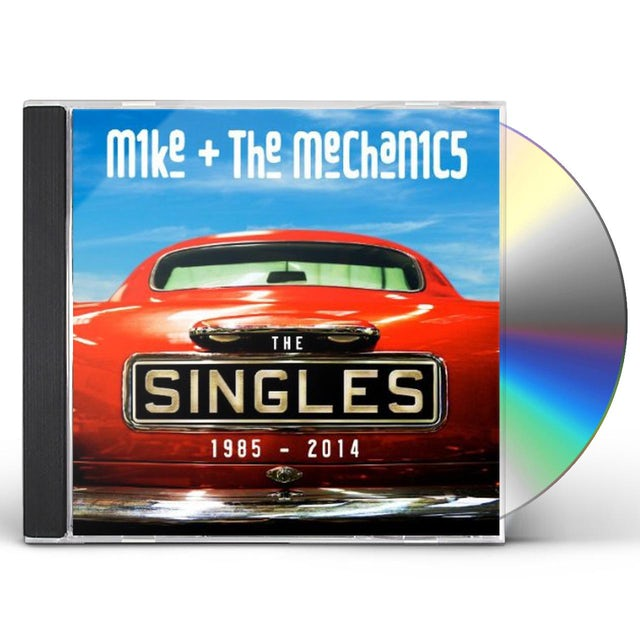 Mike + The Mechanics SINGLES: 1986-13 CD