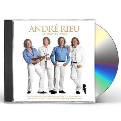 Andre Rieu CELEBRATES ABBA GERMAN VERSION/CELEBRATES THE NIGH CD