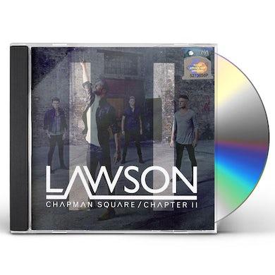 Lawson CHAPMAN SQUARE: CHAPTER II CD
