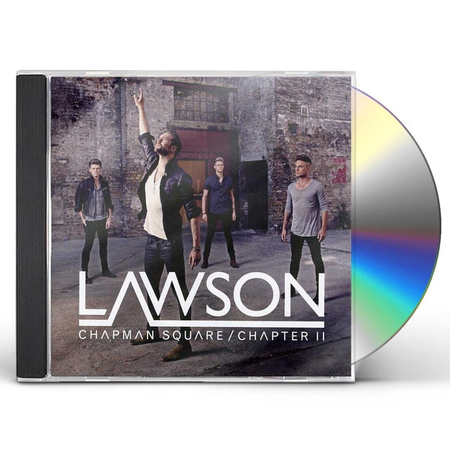 Lawson CHAPMAN SQUARE CHAPTER II CD