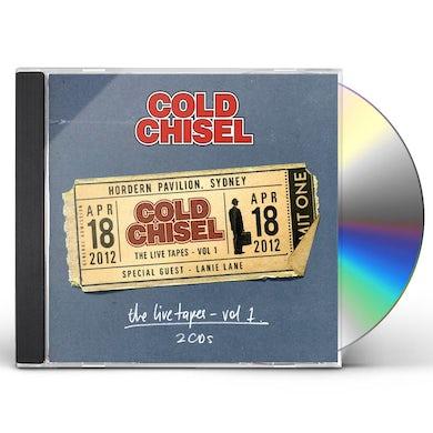 Cold Chisel LIVE TAPES 1: HORDERN PAVILION 4/18/2012 CD