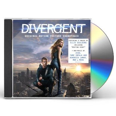 Divergent Original Soundtrack CD