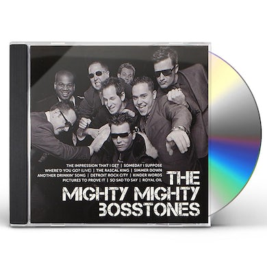 Mighty Mighty Bosstones ICON CD