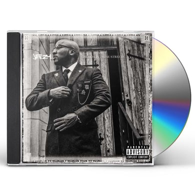 Jeezy CHURCH IN THESE STREETS CD