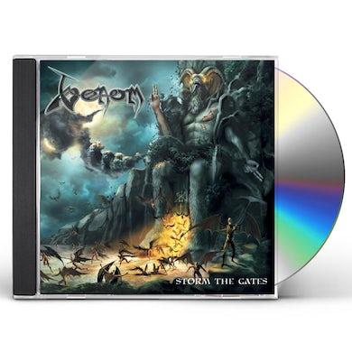 Venom STORM THE GATES CD