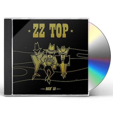 ZZ Top GOIN' 50 CD