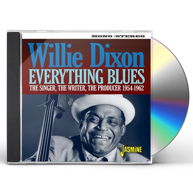 Willie Dixon EVERYTHING BLUES: SINGER WRITER PRODUCER 1954-1962 CD