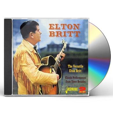 VERSATILE ELTON BRITT CD
