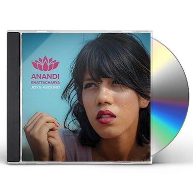 Anandi Bhattacharya Joys Abound CD