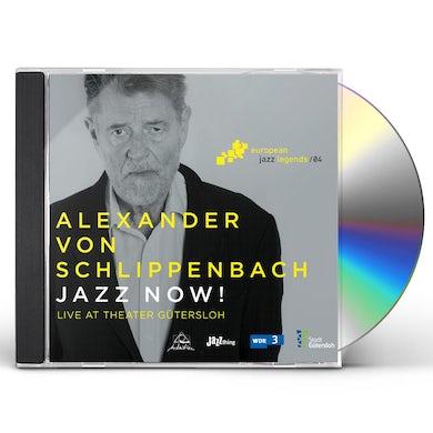 Alexander Von Schlippenbach JAZZ NOW CD