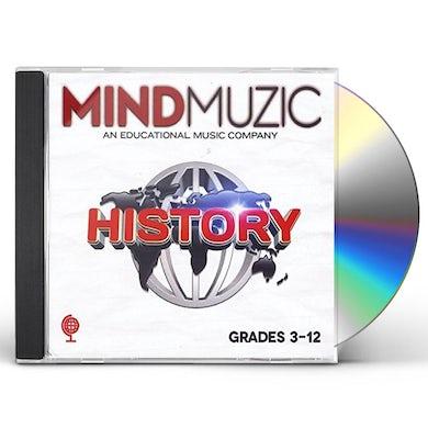 Mind Muzic HISTORY GRADES 3-12 CD