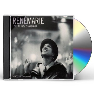 Rene Marie LIVE AT JAZZ STANDARD CD
