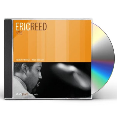 Eric Reed HERE CD