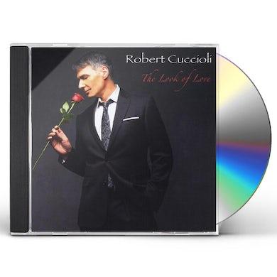 Robert Cuccioli LOOK OF LOVE CD
