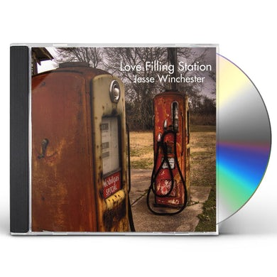 Jesse Winchester LOVE FILLING STATION CD