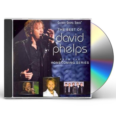 BEST OF DAVID PHELPS CD